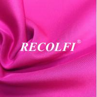 China Plain Color Shine Layer 270GSM Activewear Knit Fabric wholesale