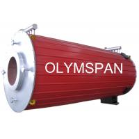 China Horizontal Gas Fired Electric Thermal Oil Boiler 300kw For Wood , Less Water wholesale