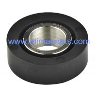 Buy cheap plastic Injection molded ferrite permanent ring magnet for cars product