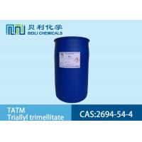 Quality Pale yellow liquid Triallyl Trimellitate 2694-54-4 TATM as Highly Effective for sale