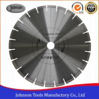 China Professional 14 Diamond Concrete Saw Blades For Walk Behind Concrete Saw on sale