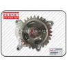 China Aluminum Oil Pump Isuzu Engine Parts Npr75 4hk1 898075851 8-98017585-1 , Oem Isuzu Parts wholesale
