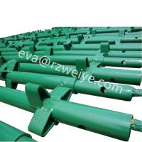Quality Hot dip painted Q235 K-stage / kwikstage scaffold components for sale