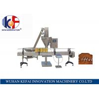 China autoamtic screw feeder high filling accuracy small dry milk powder filling machine wholesale