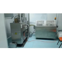 China 40000pcs/H Medical Plc Soft Gel Capsule Machine For Oil Fiiing wholesale