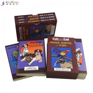 China Commercial Short Run Hardcover Book Printing Matt Lamination Modern Design wholesale