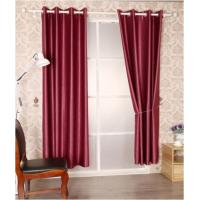 China Polyester Black Out Window Curtain wholesale