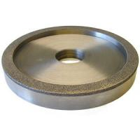 China Automotive 200mm Industrial Diamond Grinding Wheels Adapt To Various Spindle Speeds on sale