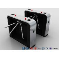 China Bi - Directional Tripod Turnstile Gate 3 Arm With Access Control System wholesale