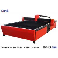 High Efficiency CNC Plasma Metal Cutting Machine With Table 1300mm*2500mm