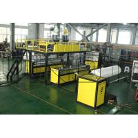 China High Speed 130KW PE Air Bubble Film Machine For 2000mm - 3000mm Width wholesale