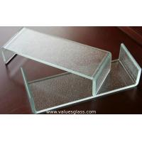 China 262(W)X60(H)X7(T)Mm U Shaped Glass Easy Installation For Building Materials wholesale