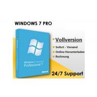 China Full Retail Version Microsoft Activate Windows 7 Product Key Professional 32/64 Bit wholesale