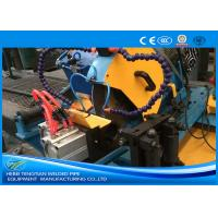 China Automatic Control Cold Cut Pipe Saw For Stainless Pipe 120m / Min Running Speed wholesale