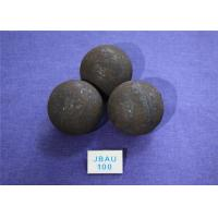 Quality Customized Wear Resistant Steel Balls For Ball Mill , Grinding Balls for Mining for sale