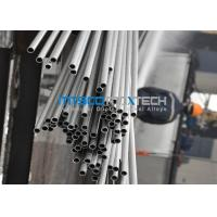 China 25.4mm Industrial Duplex Steel Tube ASTM Annealed / Pickled For Heat Exchanger wholesale