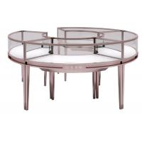 Buy cheap Jewellery Showroom Furniture Design - Factory Customized Gold Showroom Furniture from wholesalers