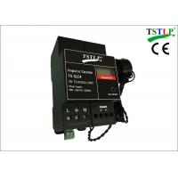 Buy cheap RS485 Remote Communication Lightning Surge Counter Black Thermoplastic Housing from wholesalers