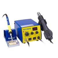 China 110V/220V BAKU BK-601D SMD Rework Station 601D Soldering Iron For Phone Repair wholesale