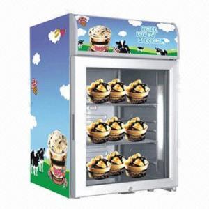 China Countertop ice cream freezer wholesale