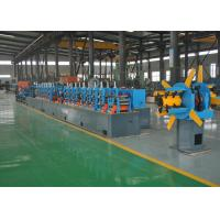 Buy cheap Industrial Tube Mill Machine , Pipe Making Equipment CE ISO Listed from wholesalers