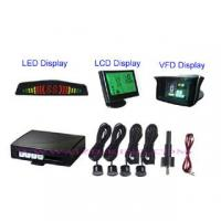 China 24V Wireless Truck Parking system With 4 Digital Sensors and LED/ LCD/ VFD Display wholesale