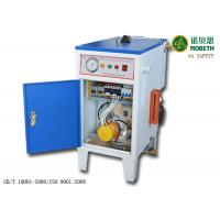 China Steel 9kw Electric Steam Generator With Colorful Powder Coating For Food Industry wholesale