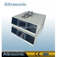 China High Tech 1000W 35Khz Ultrasonic Digital Generator For Riveting Welding wholesale