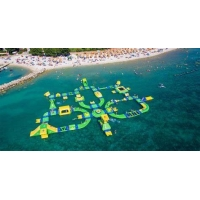 China Waterproof Inflatable Water Parks For Adults wholesale