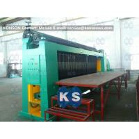 China Custom Double Rack Drive Hexagonal Wire Netting Machine For Water Conservancy wholesale