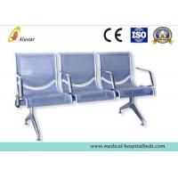 China Plastic-Sprayedsteel Hospital Treat-Waiting Chair, Hospital Furniture Chairs ALS-C07 wholesale