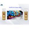 China Custom color Graffiti Spray Paint wholesale
