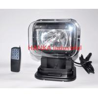 China 60w 360 Degree Offroad HID Searchlight ,  Xenon Rotating Marine Search Light wholesale