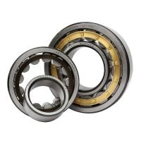 China Eccentric Roller Contact Bearing RN205M RN206M Steel / Brass Cage wholesale