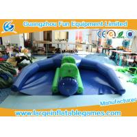 China 0.9mm PVC Inflatable Flying Fish Inflatable Boat Water Games For Sea / Lake wholesale