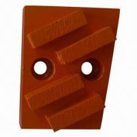 China Concrete grinding block on sale