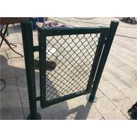 China Chain Link Metal Mesh Fencing Standard Stadium Fence For Basketball Count wholesale