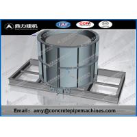 Prepossessed Concrete Manhole Forms With Sand / Cement / Stone