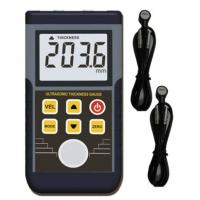 Buy cheap Large LCD screen Auto calibration Ultrasonic Coating Thickness Gauge from wholesalers