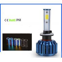 China auto parts,C6 led hot Super white LED headlight H4 9004 H1 H3 9005 9006 881 H7 headlight bulb wholesale