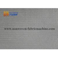 Quality Wood Pulp Non Woven Polyester Landscape Fabric Super Absrbent Creped Pattern for sale