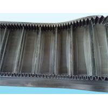 China Large Inclined Curved Conveyor Belt , Wave Shaped Heavy Duty Conveyor Belt wholesale