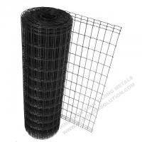 China 2 X 2 PVC Coated Welded Wire Mesh Rolls Anti - Corrosion For Garden Decorative wholesale