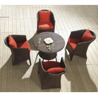 China Outdoor furniture rattan dinning set --16060 wholesale