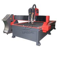 China 1300*3000mm Table Type CNC Plasma Flame Cutting Machine with 200A Plasma Power Supply wholesale