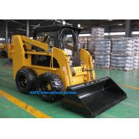 China New Technology Bobcat Skid Steer Loader SL85 Mechanical Control CE Approved on sale