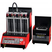 China Gasoline Auto Fuel Injector Cleaner And Diagnostic Machine For All Cars wholesale