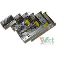 China Single Output Industrial Switching Power Supply 24VDC 100A - 240A 24W Full Range wholesale