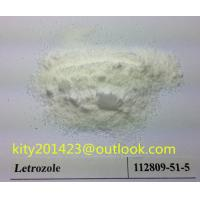 China Oral Non-Steroidal Pharmaceutical Intermediates Letrozole Anadrol CAS: 112809-51-5 wholesale
