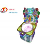 China Lollipops Outdoor Vending Machines / Bulk Candy Machines With 50W Power wholesale